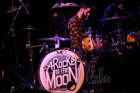 Andrew Cook | A Rocket to the Moon | 8123 Tour | Nashville, TN | 3rd and Lindsley | July 11, 2013