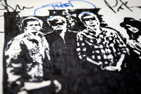 The Maine detail