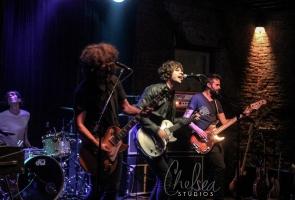 Michael Fanizza, Brennan Smiley, and Nico   The Technicolors   Nashville, TN   The High Watt   September 26, 2013