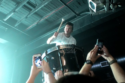 Tyler Joseph | twenty|one|pilots | Nashville, TN | Cannery Ballroom | October 17, 2013