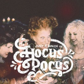 """It's just a bunch of Hocus Pocus"""