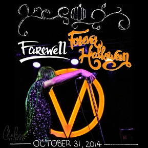 Farewell Forever Halloween