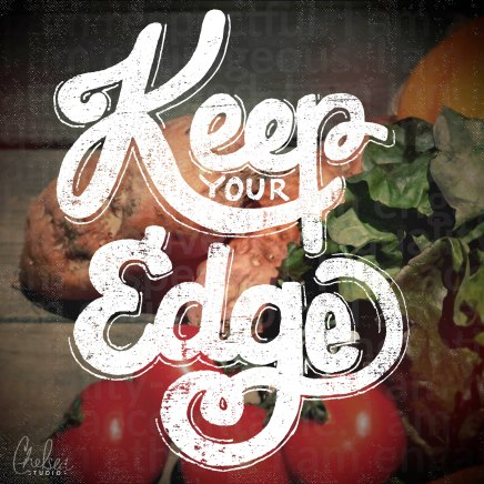 """""""Keep Your Edge"""" internal campaign for Premise Health"""