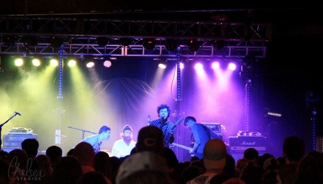 The Technicolors | Cannery Ballroom | Nashville, TN | May 12, 2015