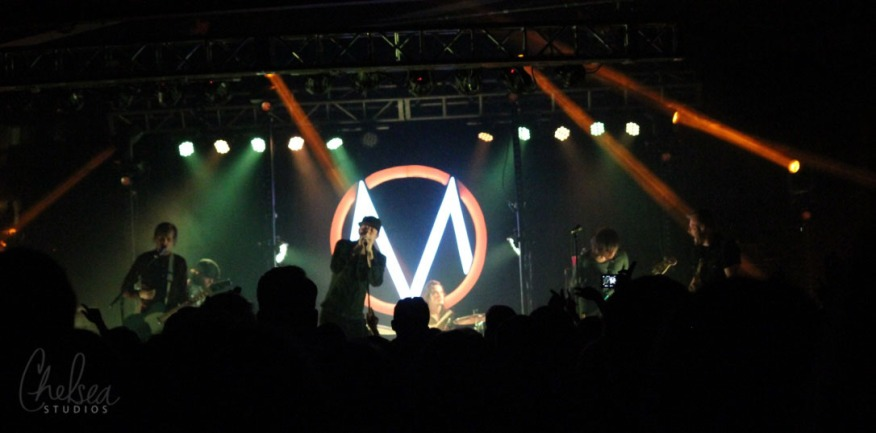 The Maine | Cannery Ballroom | Nashville, TN | May 12, 2015