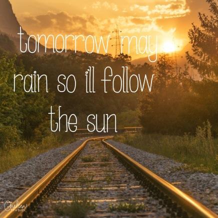"""""""I'll Follow the Sun"""" - Day 46/365"""