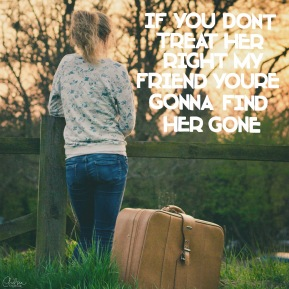 """You're Gonna Lose that Girl"" - Day 61/365"