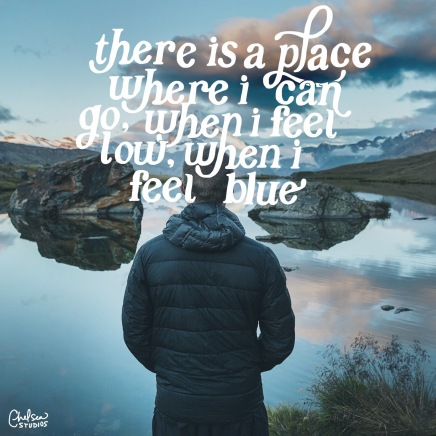 """There's a Place"" - Day 13/365"